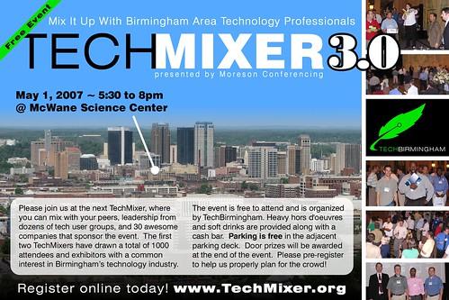 TechMixer 3.0