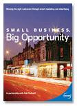 Small Business Big Opportunity book