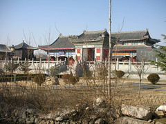 Linyi Buddhist Temple 2