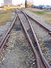Tracks Verge