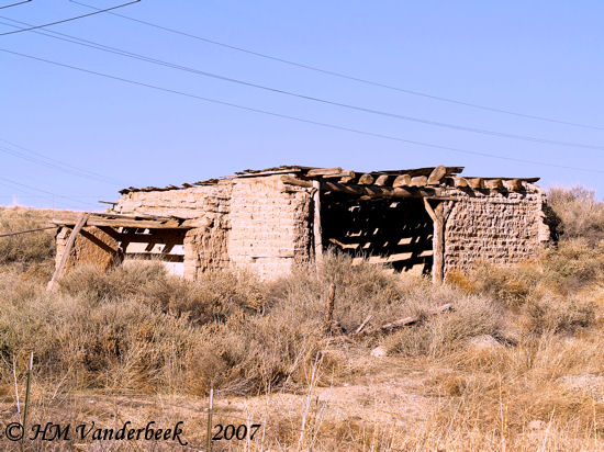 More Adobe Buildings