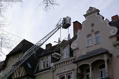 Dachstuhlbrand Biebrich 19.03.07