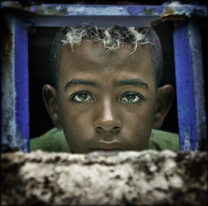 Imprisoned... by carf Chilren at Risk Foundation