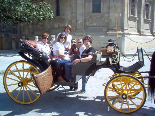 Turismo tipico en Sevilla