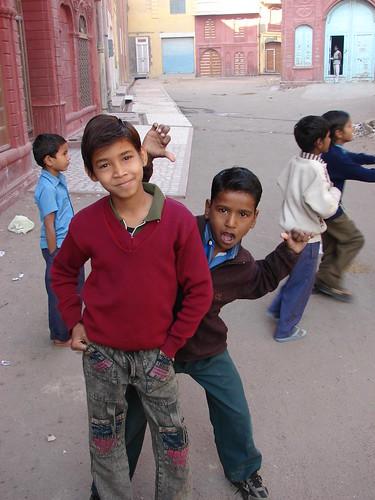 Children LS - Bikaner