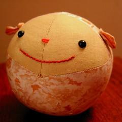 ball dolls - lamb  01