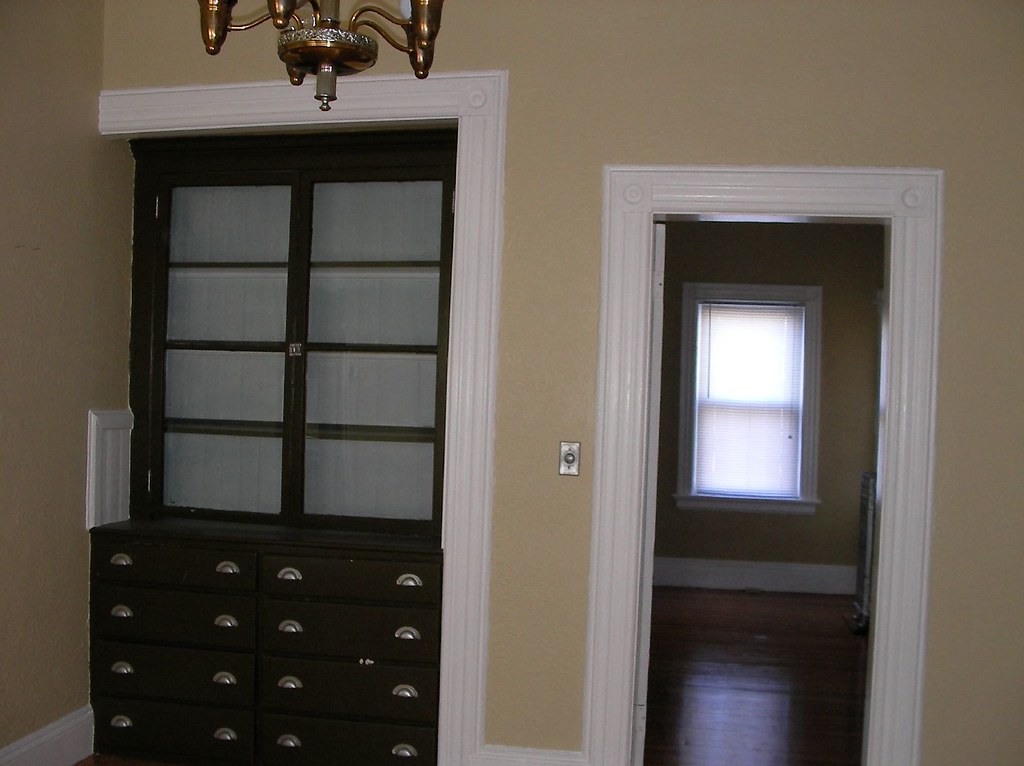 Our Dining Room Cabinet