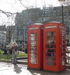 Three phonebooths?