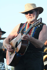 Pic of Willie Nelson