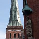 am katholischen Gesellenhaus