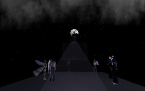 Le virtuel vu du ciel