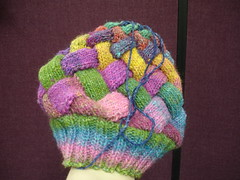 FO - Entrelac Hat