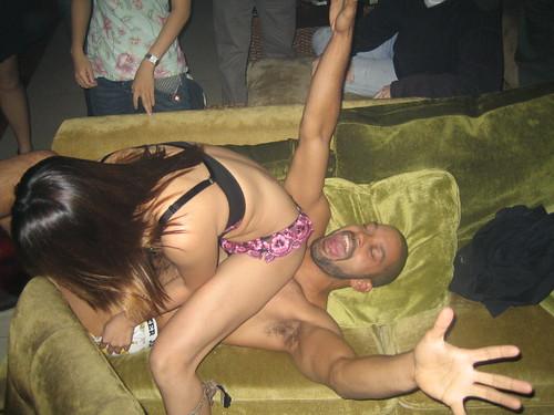 me + stripper
