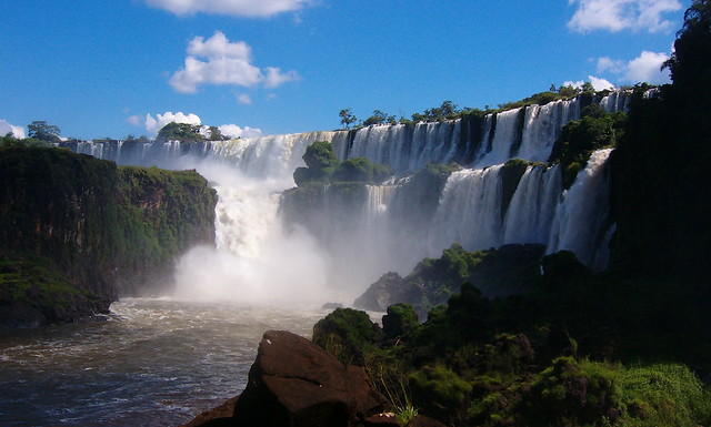 #1 of Greatest Waterfalls In The World