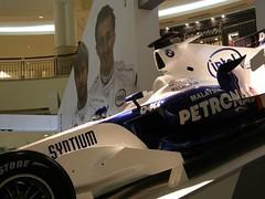 58.BMW F1.07