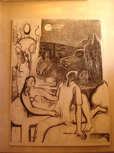 Cuadro Tintín