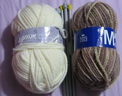 fair isle hat yarn