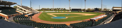 Joker Marchant, Detroit Tigers Spring Training Stadium