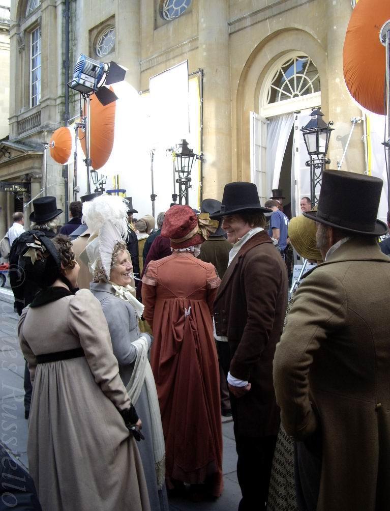 061002.089.Somset.Bath.PumpRooms.Filming Jane Austen's Persuasion
