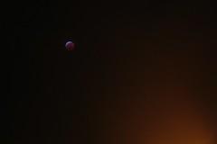 Eclipse Lunar Lisboa Portugal,