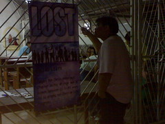 LOST? banner for the CLP