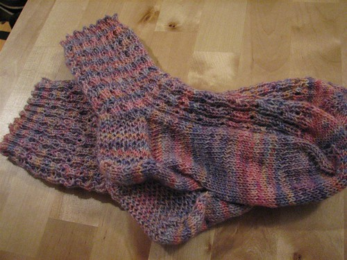momma socks FINISHED!