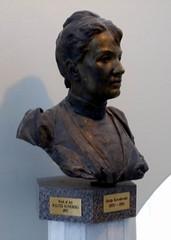 Sofia Kovalevskaya Bust