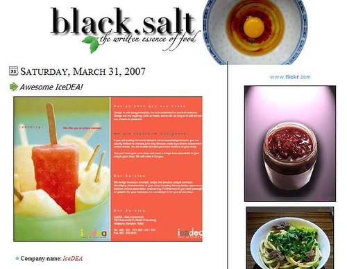 black.salt
