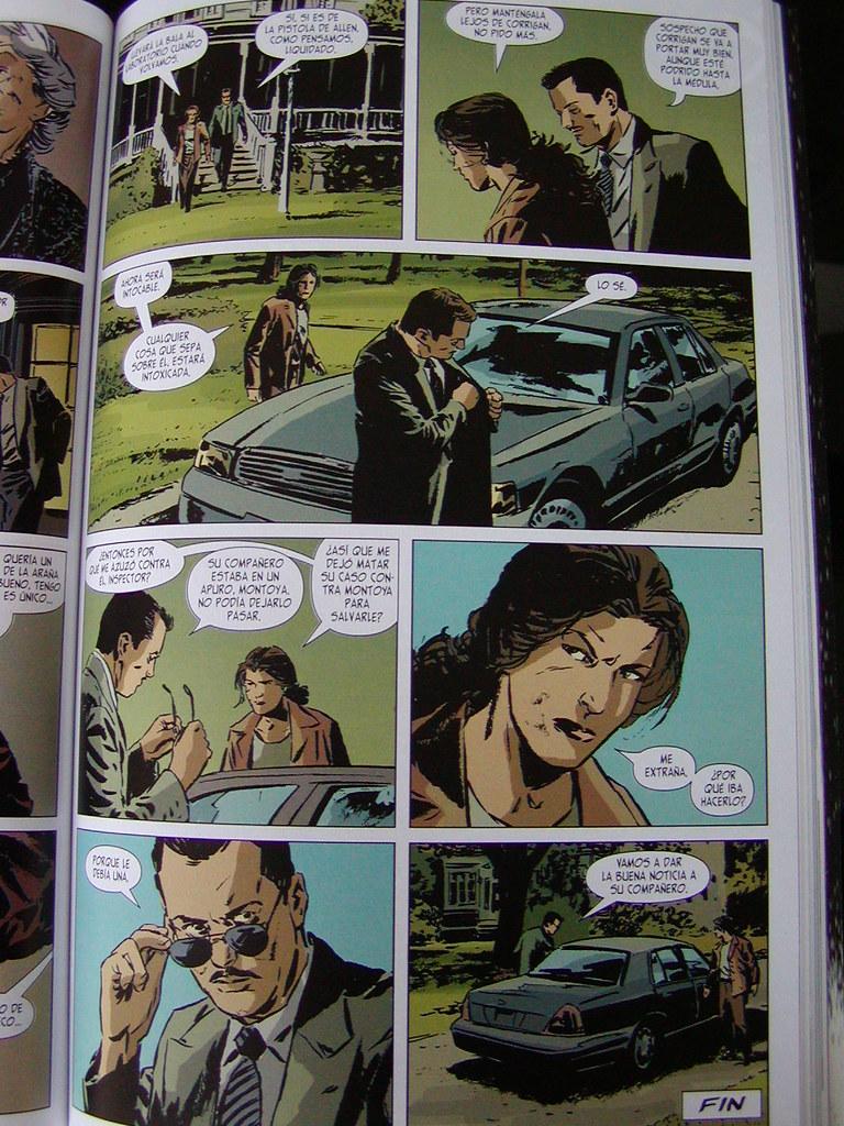 Gotham Central #24 en edición Planeta