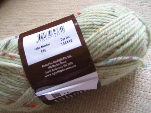 Needlecase wool