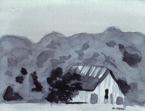 Watercolor Online Lesson 3 Value Study