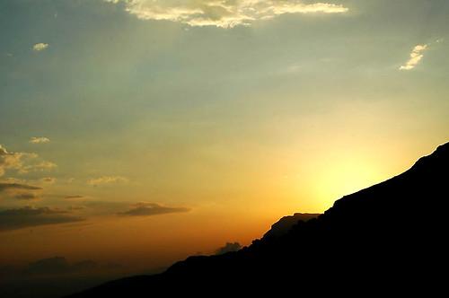 Sunset @ Bandaje