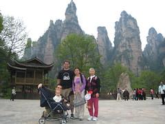 Exploring Wulingyuan National Park in Hunan, China