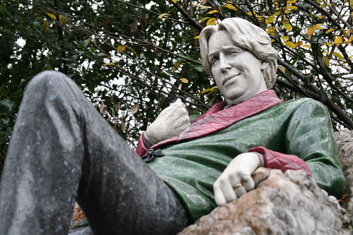 Oscar Wilde Statue, Dublin