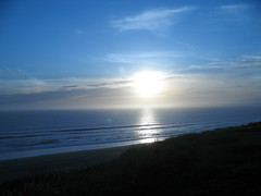 View from our Balcony, Seascape Resorts in Aptos