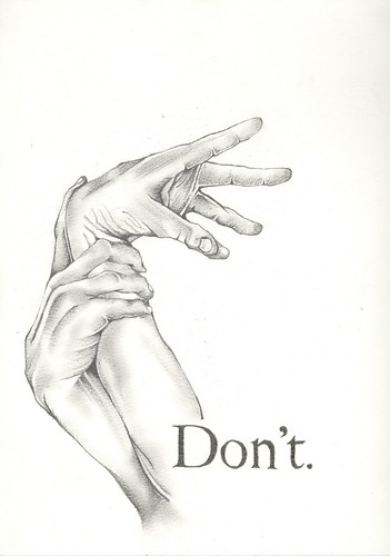 Don't.