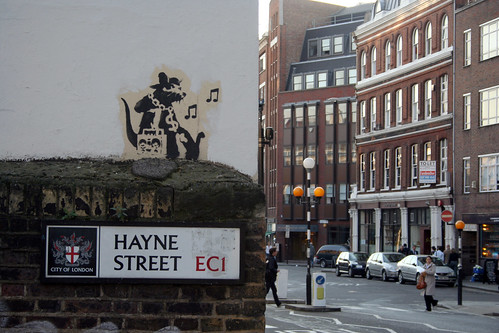 Retaining Banksy