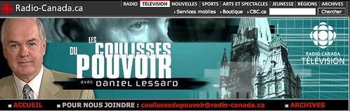 Radio canada banner