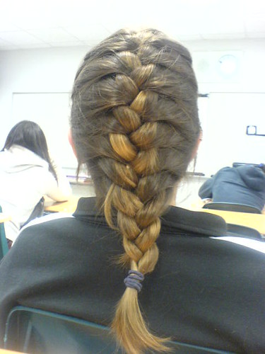 With all the new braided hair styles out their, one plain french braid just isnt cutting it.
