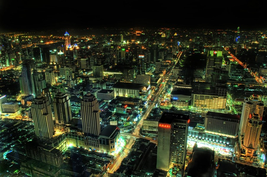Bangkok Alive