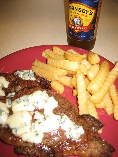 Steak and Cider