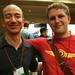 Jeff Bezos & Matt Mullenweg
