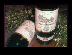 thank You for  155,332 views! Really,  it worth a glass of Grand vin de Bordeaux!!!!!!!!! by Dr Tao