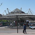 Der Lübecker ZOB