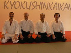 Stavanger Aikido and senseis!