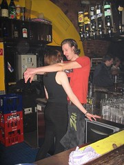 Barman Floh im Zap Regensburg