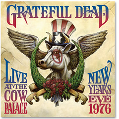 Grateful Dead  - Live at the Cow Palace