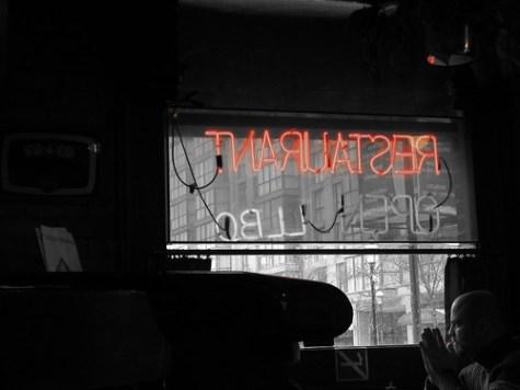 Restaurant -- http://www.flickr.com/photos/lexnger/373693915/