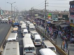Trafico en Lima