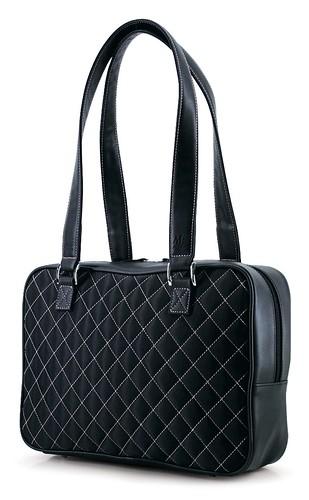 monaco handbag white